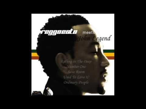 John Legend - Ordinary People (reggae version by Reggaesta)