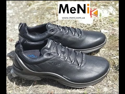 Обзор мужских кроссовок ECCO BIOM FJUEL - YouTube e8bd2d1e4f1e4