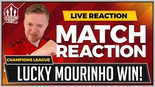 Goldbridge | MOURINHO LUCKY AGAIN! Manchester United 1-0 Young Boys