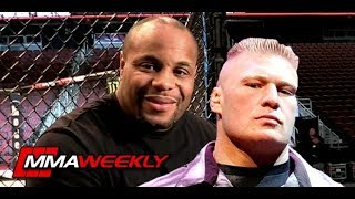 Daniel Cormier Excited by Brock Lesnar Fight; Will NEVER Fight Cain Velasquez