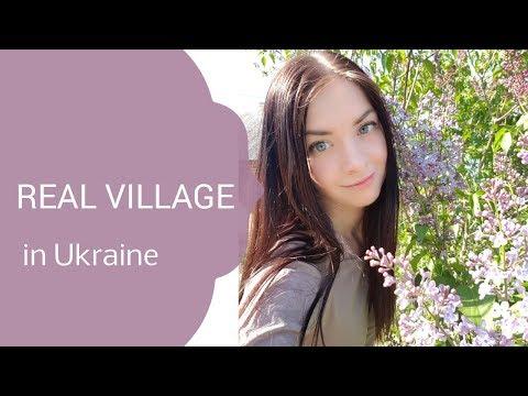 Real life in Ukrainian village