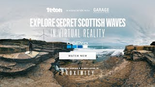 Albee Layer & Shane Dorian Explore Secret Scottish Wave in Virtual Reality thumbnail