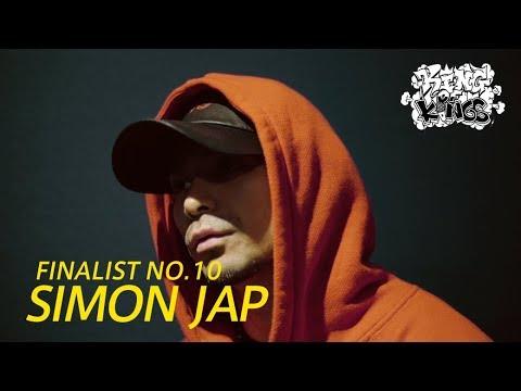 KOK 2018 FINALIST NO.10 SIMON JAP
