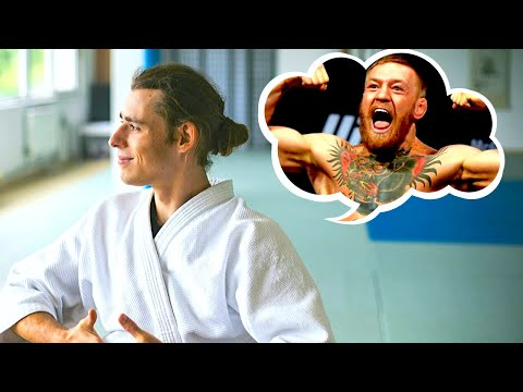 Why This Sensei Closed His Dojo To Become a MMA Fighter 🤯