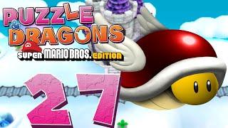 PUZZLE & DRAGONS: MARIO BROS. #27 - Alles fliegt - Let