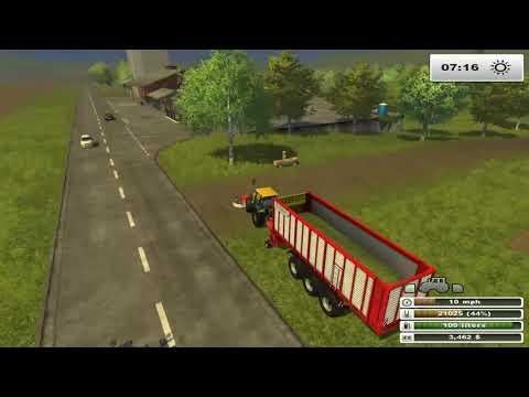 Farming Simulator 2013 - Nostalgia - Timelapse #1
