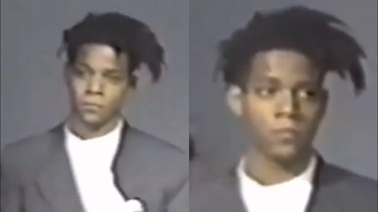 Jean-Michel Basquiat for Comme Des Garcons Homme Plus SS 1987