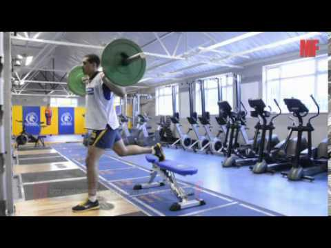 Leeds Rhinos masterclass with Men's Fitness