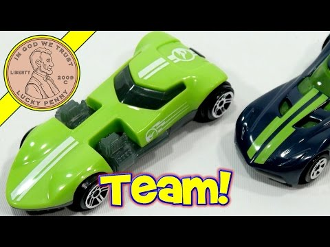 Trailer do filme Team Hot Wheels - A Mega Corrida