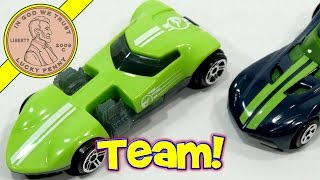 Team Hot Wheels McDonald