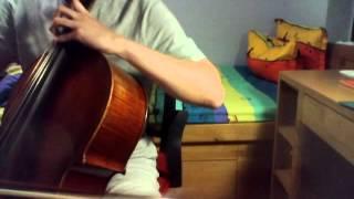 Bach - Cello Suite No.2 iv-Sarabande