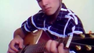 """""""Поговори со мной"""" из к/ф """"Крестный отец"""" на гитаре"""