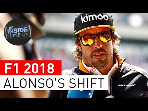 FERNANDO ALONSO: SHIFTING PRIORITIES