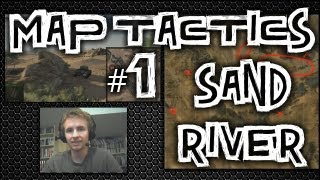 World of Tanks || Map Tactics #1 - Sand River.