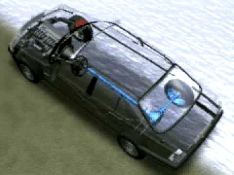 Mercedes ETS traction control system