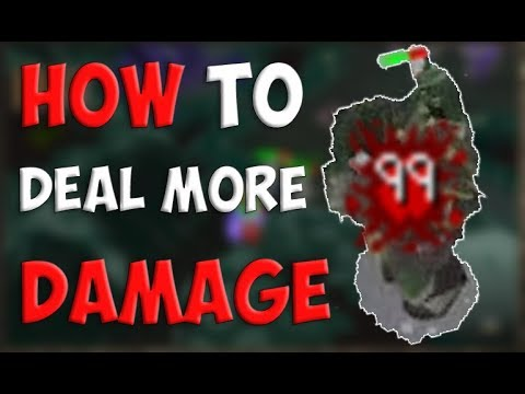 How To Deal More Damage In OSRS