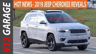 [HOT NEWS] 2019 Jeep Cherokee Reveals Concept