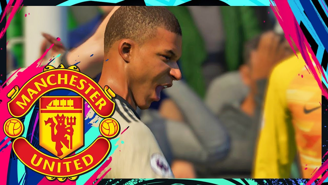 Champions League Finalen! | Dansk FIFA 20: Manchester United #51