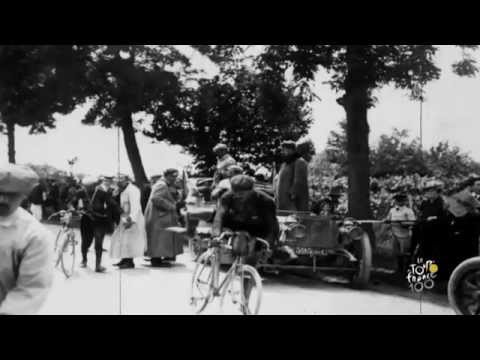 Tour de France archive: the 1903 origin of the Tour