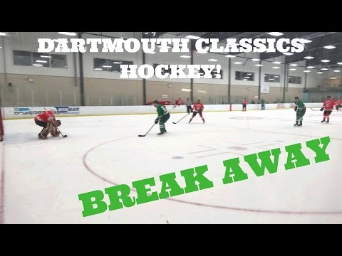 Cinematic Hockey | Dartmouth Classic vs Alpha Dogs