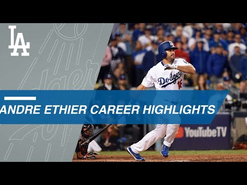 Andre Ethier's top moments with the Dodgers