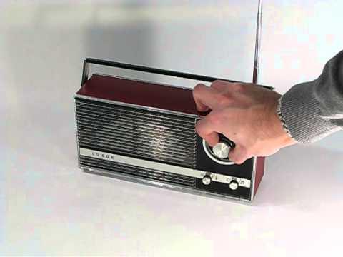 Luxor B 4960 Luxorita transistor radio