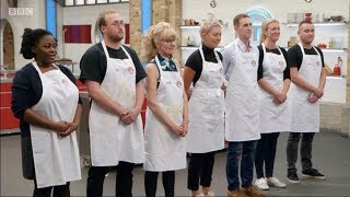 Seven more amateurs try to prove to judges John Torode and Gregg Wa...