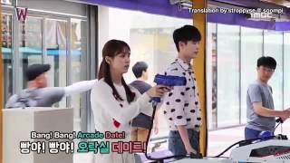 w two worlds bts ep 13 with eng sub