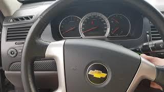Chevrolet Epica 2.0 мкп 2007 Киев короткий видеообзор
