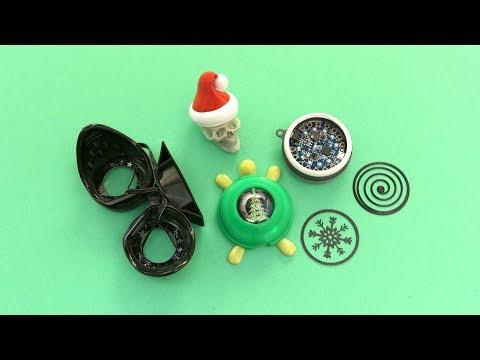 3D Hangouts – Turtles, Ornaments and Goggles