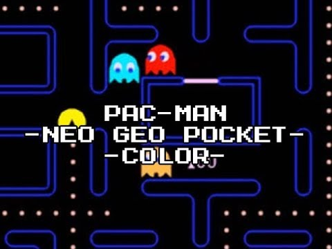 Review 647 - Pac-Man (Neo Geo Pocket Color)