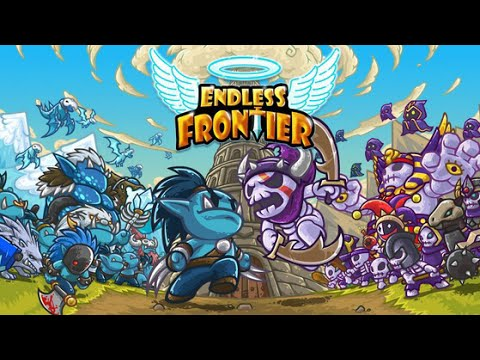 Endless Frontier new glitch 2017