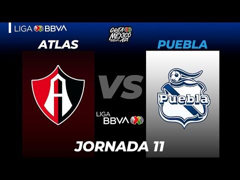 Atlas Puebla Goals And Highlights