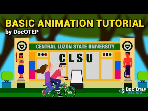 Basic Animation Tutorial (Video #496) Adobe Illustrator and After Effects thumbnail