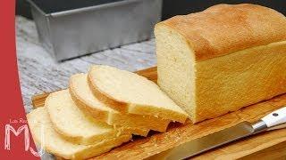 pan de molde receta fácil e infalible