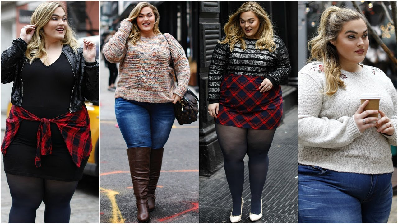 0cd7fa6f62 Outfits of the Week ♡ Affordable Plus-Size Outfit Ideas for Winter into  Spring 2018