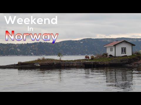 Weekend in Norway - Vlog