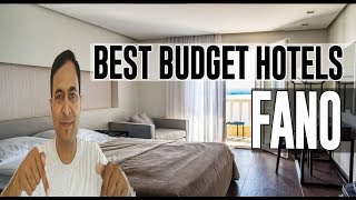 Cheap and Best Budget Hotels in Fano, Italy