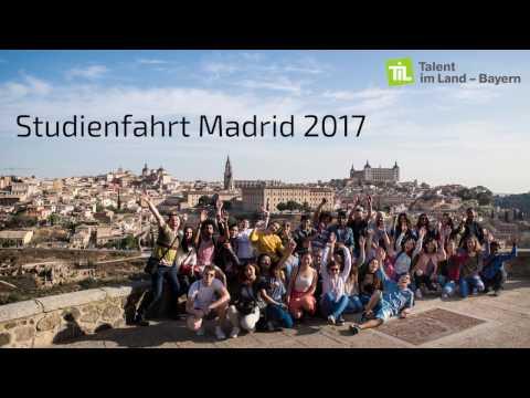 Studienfahrt Madrid 2017