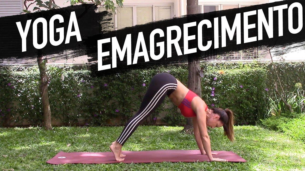 yoga ajuda a perder peso