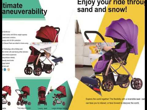 Good Baby Stroller Baby Stroller 3 In 1 Baby Stroller Factory Baby Stroller 2017