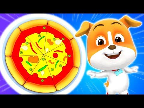 Loco Pähkinät | Sen Pizzaaika | Lasten Sarjakuvia | Loco Nuts Cartoon | Its Pizza Time | Fun Videos