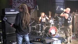 THE ROTTED Live At OEF 2011