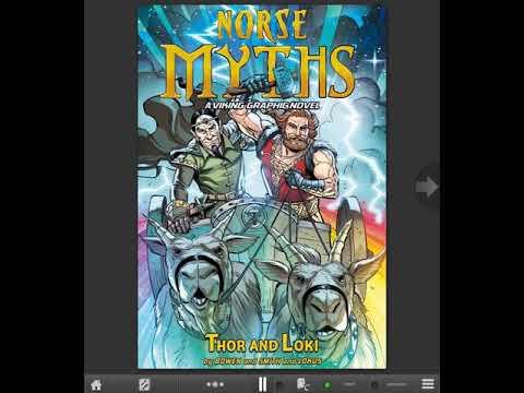 Thor and Loki: A Viking Graphic Novel