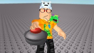ROBLOX: DO NOT PRESS THE RED BUTTON OR SOMETHING STRANGE HAPPENS!! -Play Old man