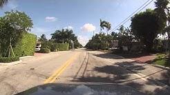 Bay Harbor Islands, Florida - Drive through Bay Harbor Islands HD (2015)
