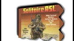 Solitaire Advanced Squad Leader Module 2nd edition - Whats in the Box