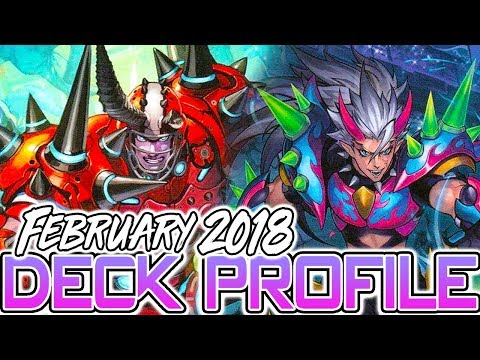 Spike Brothers: Rising Great Star Deck Profile! Post Gbt-13 Cardfight!! Vanguard G