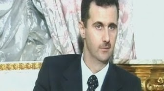 Wer ist Bashar al Assad?