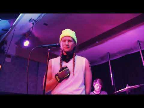 """Lostboycrow - """"Real Name"""" - Live - """"Spin The Globe"""" Tour - San Francisco"""